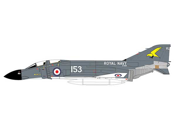 Royal Navy F-4K Phantom XT868 (1:72)