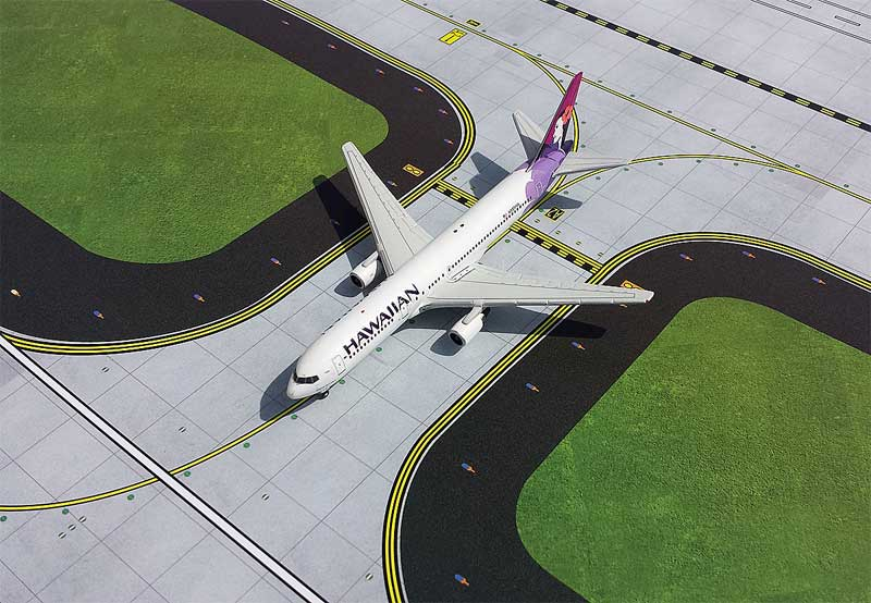 2 Piece Airport Mat Set 1 400 Side 1 1 200 Side 2 New Improved Design Geminijets 400