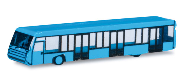 Amsterdam Airport Bus Set (4) (1:500)
