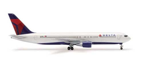 "Delta 767-300 ""New Livery"" (1:500)"
