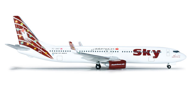 Sky Airlines 737-900 (1:500) - Special Sale Item
