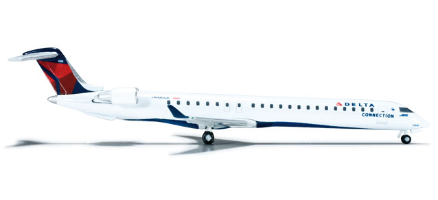 Delta Connection CRJ-900 (1:500)