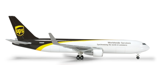 UPS Airlines 767-300F (1:500)