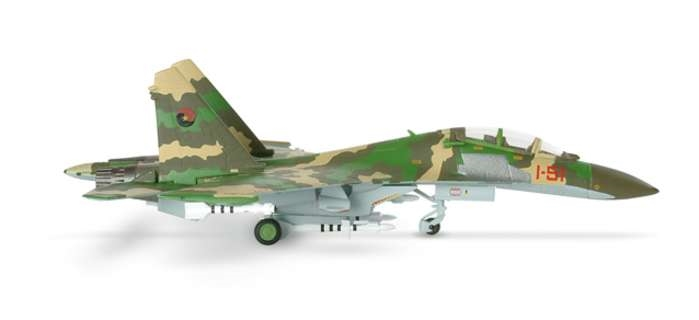 SU-27B Angolan Air Force (1:200)