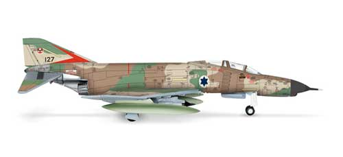 "Israeli Air Force F4E ""The Bat"" (1:200)"