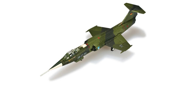 Luftwaffe F-104G Starfighter, Jabog 34 (1:200)