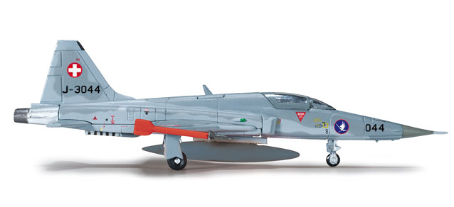 F5E Tiger II Swiss Air Force Fliegerstraffel 19 (1:200)