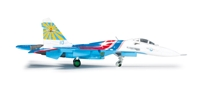 Russian Knights Aerobatic Team Sukhoi SU-27 (1:200)