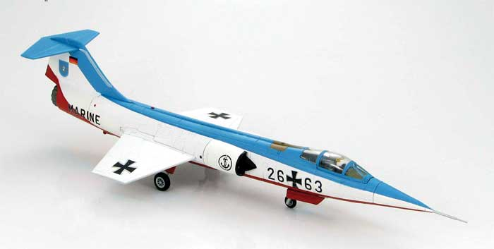 "F-104G Starfighter German Navy Flight Demonstration Team ""Vikings"" (1:72)"