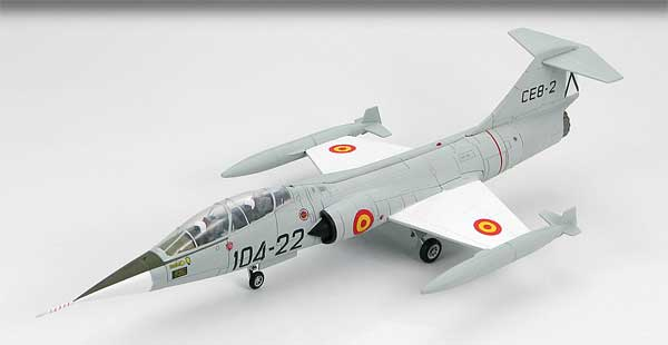 TF-104G Starfighter Spanish Air Force (1:72)