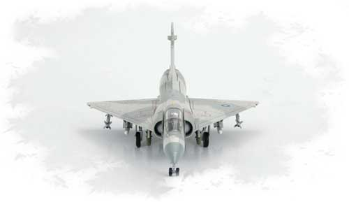 Mirage 2000-5 Republic of China Air Force, Taiwan, 2001 (1:72) - HA1609