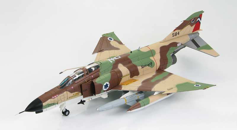 F-4E Kurnass 2000, 201 Squadron, Israeli Air Force, 1970s (1:72)