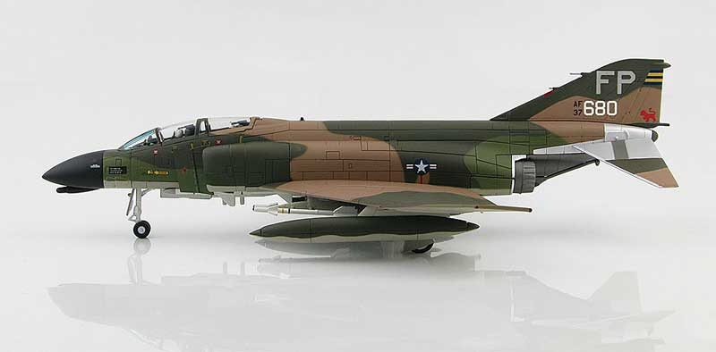 F-4C Phantom II, 63-7680, Col. Robin Olds Operation Bolo, 8th Tactical Fighter Wing, Ubon Royal Thai Air Force Base, January 1967 (1:72)