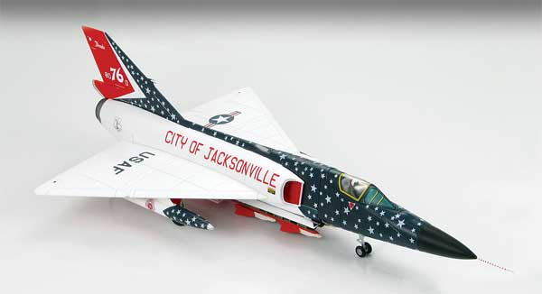 "F-106A Delta Dart ""City of Jacksonville,"" Florida Air National Guard (1:72)"