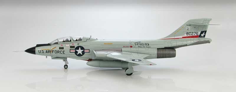 "F-101F Voodoo, ""1978/80 William Tell Champions,"" Texas ANG  (1:72)"