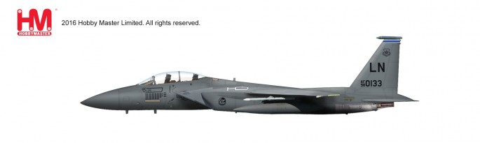 "F-15E Strike Eagle, ""98-0133, RAF Lakenheath, Afganistan, 2007 (1:72) - Preorder item, order now for future delivery"