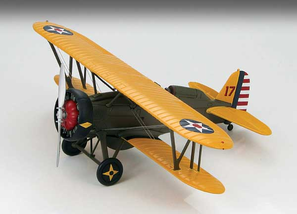 P-12E 16th Pursuit Group U.S. Army Air Corps Canal Zone 1934 (1:48)