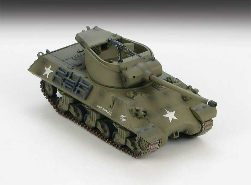 "M36 Jackson Tank Destroyer ""Pork Chop,"" U.S. Army, Germany, March, 1945  (1:72) NEW TOOL!"