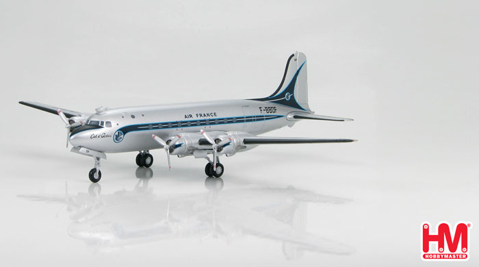 Air France Douglas DC-4, 1940s (1:200)