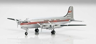 "Canadia Pacific Airlines, Canadair C-4 (DC-4) North Star  ""Empress of Vancouver,"" CF-CPR 1949 (1:200)"