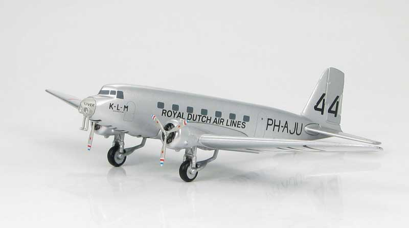 KLM Royal Dutch Airlines, April, 1935 Douglas DC-2-115E (1:200)