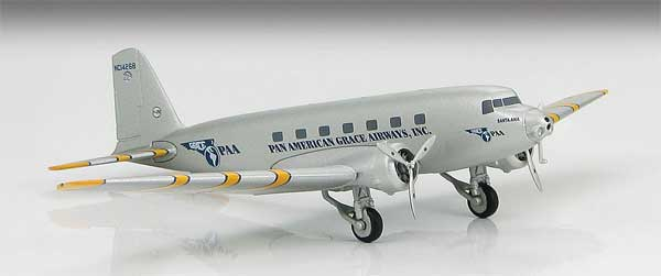 "Pan American Grace Airways DC-2 ""Santa Ana,"" Sept., 1934 (1:200)"