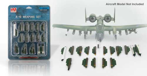 "A-10 Thunderbolt II Weapons Load Set ""Euro I Scheme"" (1:72)"