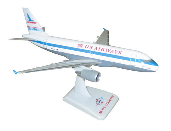 US Airways/Piedmont A319 (1:200)