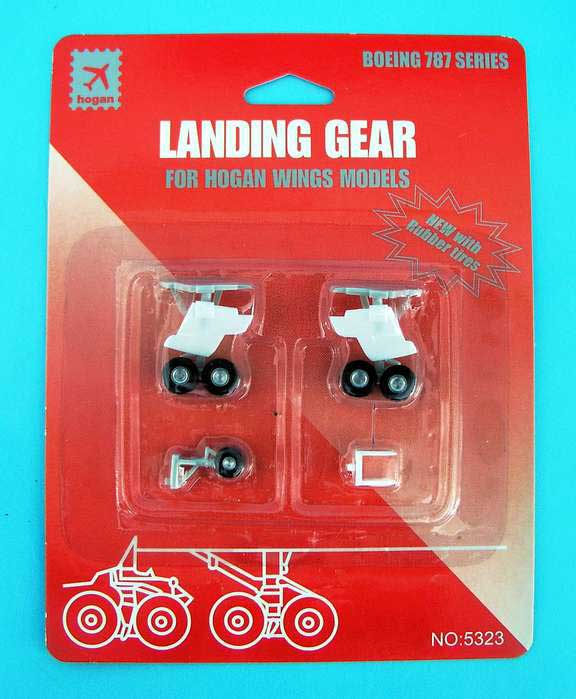 Landing Gear for Hogan 787-8 (1:200)