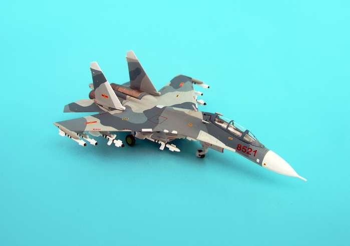 SU-27UB Vietnamese Air Force 370 Air Div (1:200)