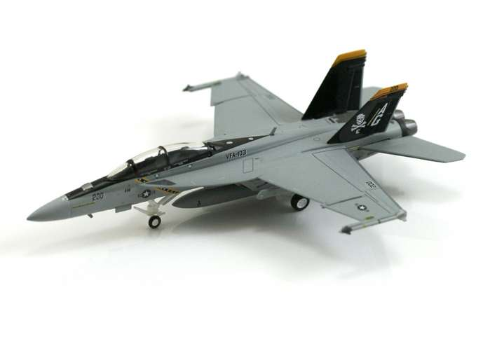 F/A-18F USN VFA103 Jolly Rogers ~ AG200 (1:200)