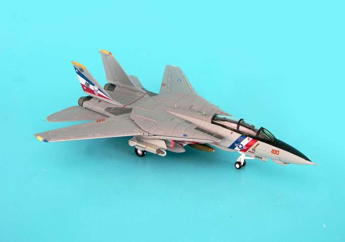 F-14D USN VF-2 Bounty Hunters Uss Constellation (1:200)
