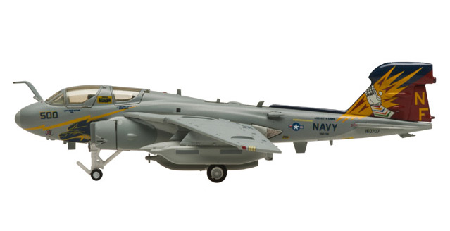 EA-6B US Navy VAQ-136 The Gauntlets NF500 160707 (1:200