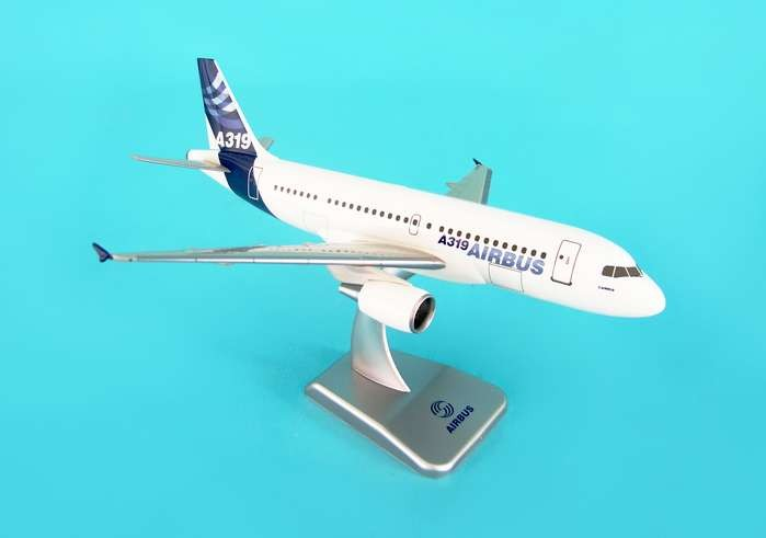 Airbus A319 (1:200) House Colors with gear