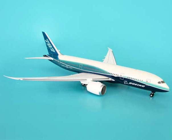 Boeing 787-8 (1:200) New Livery - With Gear, No Stand
