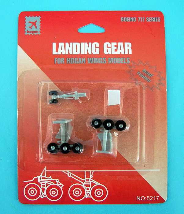 Landing Gear for Hogan B777-200(1:200)