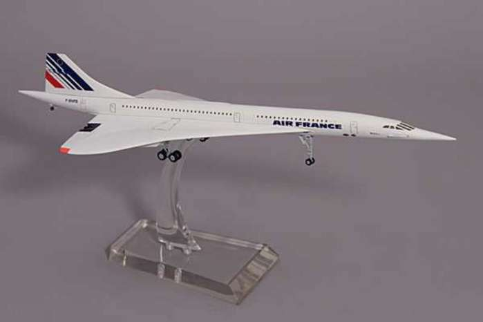 Air France Concorde Tail#F-BVFB (1:200)