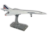 Air France Concorde Tail#F-BVFF (1:200)