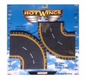 Hot Wings Runway Curves Accessory (2 pieces)