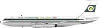 "Aer Lingus 720 EI-ALC ""Irish International"" (1:200) - Preorder item, order now for future delivery"