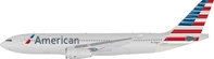 American Airlines Airbus A330-200 N280AY (1:200)