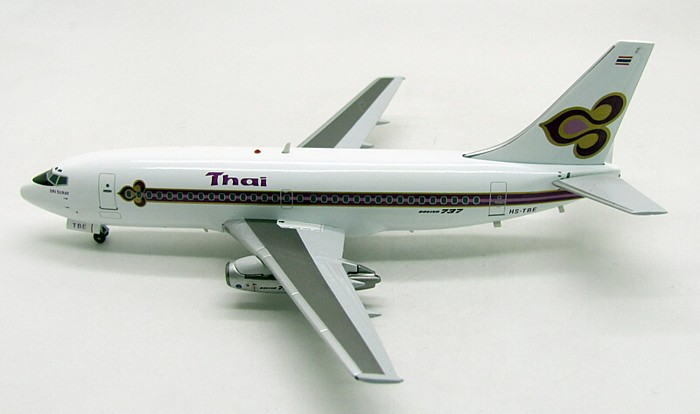 Thai Airways 737-200 HS-TBE (1:200)