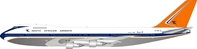 South African Airways Boeing 747-200 ZS-SAO Polished (1:200)