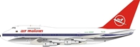 Air Malawi Boeing 747SP 7Q-YKL Polished (1:200) - Preorder item, Order now for future delivery