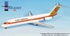 Continental DC-9-32 Red Meatball (1:200)