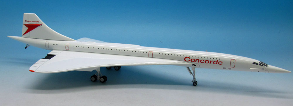 Airport '79 Movie Concorde F-BTSC (1:200) - Preorder item, order now for future delivery