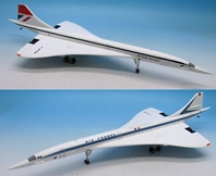 British Airways / Air France Concorde F-WTSA (1:200)