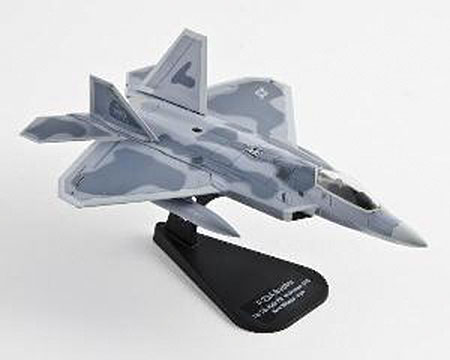 F-22A Raptor, 7th FS, 49th Fighter Wing, Hollman Air Force Base, New Mexico, USA (1:100)