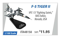 "F-5 Tiger II VFC-13 ""Fighting Saints"", Naval Air Station Fallon, Nevada, USA (1:100)"