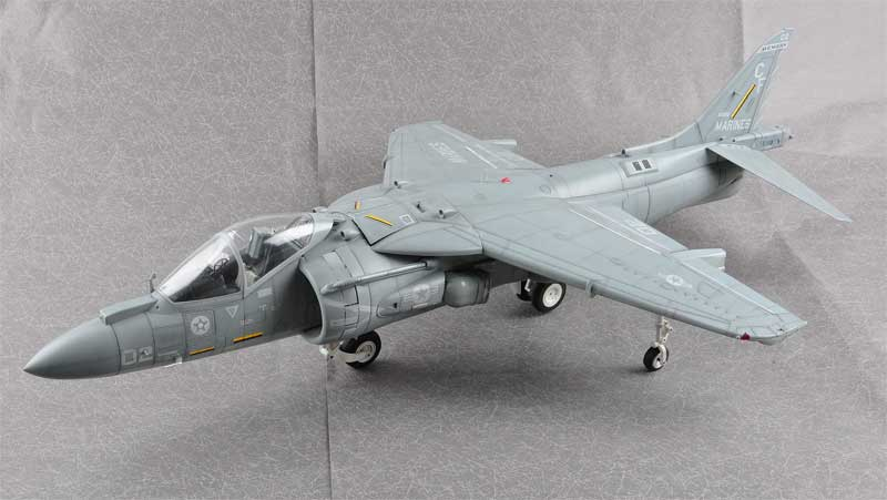 AV-8B Harrier II United States Marines Corps (1:18)